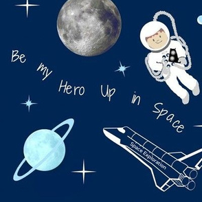 Up in Space / Hero