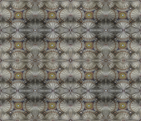 Gothic_3 fabric by flying_pigs on Spoonflower - custom fabric
