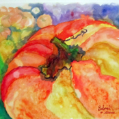 Pumkin_Watercolor