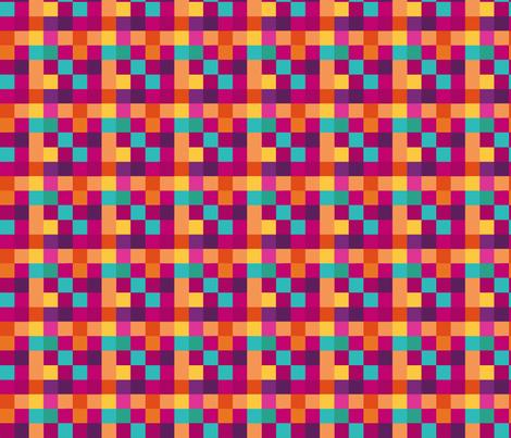 blocks_plum fabric by lfntextiles on Spoonflower - custom fabric