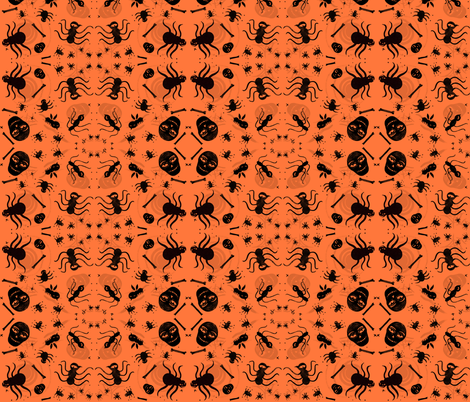 Spiders_n_Sculls_orange