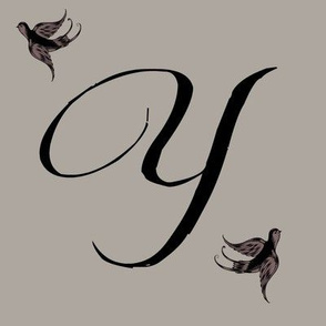 Y is for Yolonda