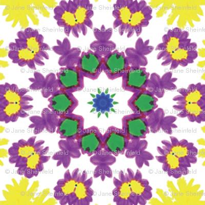 Lilykaleidoscoprpurplegreenyellow_preview