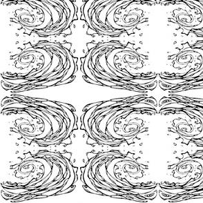 Inkblot Wave