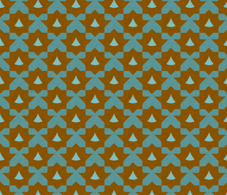 arrowté fabric by holli_zollinger on Spoonflower - custom fabric