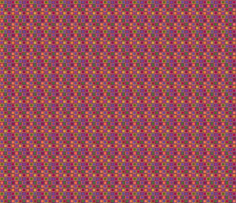 Pérou patchwork