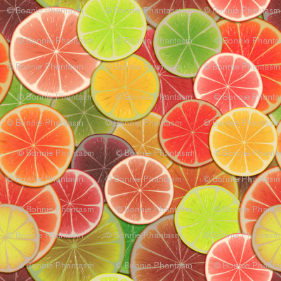 Got Citrus Fruits?