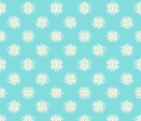 Celestial fabric by simplasticity on Spoonflower - custom fabric
