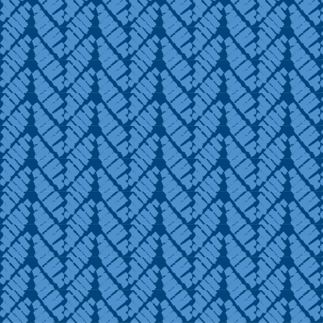 Braided Leaves fabric by serendipity_textiles on Spoonflower - custom fabric