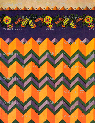 art_deco_color_designs_3_purple_orng_zig_zag