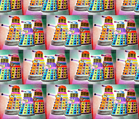 Camp daleks