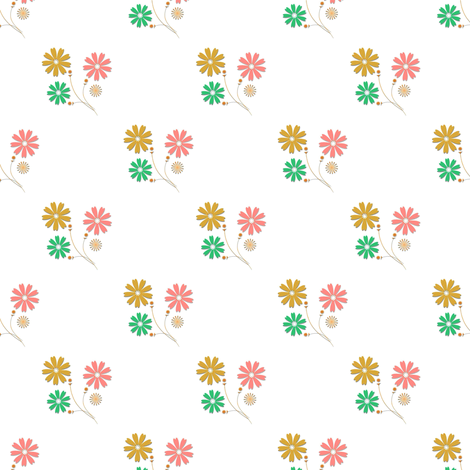 Sprigged Muslin fabric by joanmclemore on Spoonflower - custom fabric