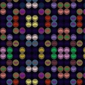 illuminating dots