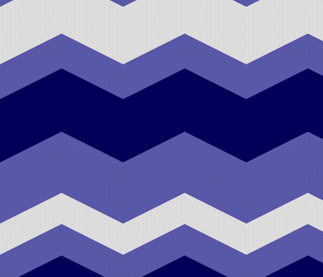 OMBRÉ ZAG fabric by open-shop on Spoonflower - custom fabric