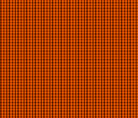Carreaux Halloween fabric by manureva on Spoonflower - custom fabric