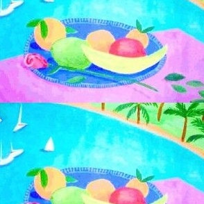 Island Fruit Bowl
