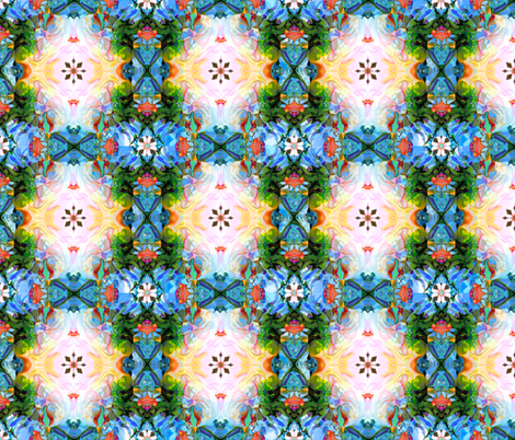 Lanterns fabric by dana_zurzolo on Spoonflower - custom fabric