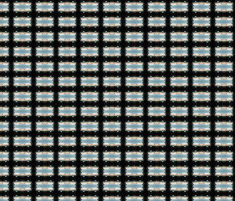 Windows fabric by walkwithmagistudio on Spoonflower - custom fabric