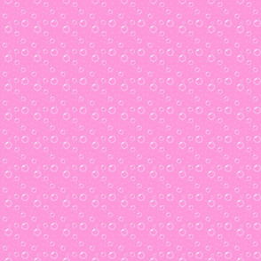 Bubbly Bubbles - Pink