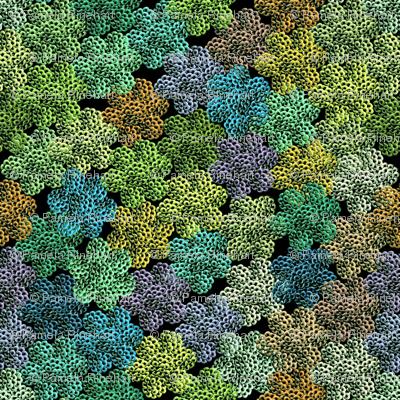crochet aquatic