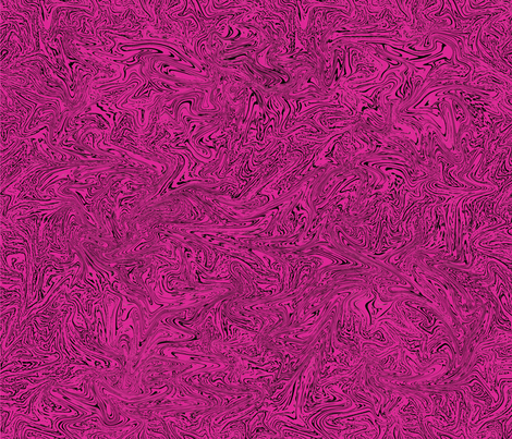 Melted - Raspberry fabric by maplewooddesignstudio on Spoonflower - custom fabric