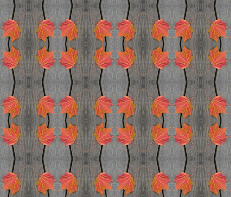 Maple Stripes fabric by donna_kallner on Spoonflower - custom fabric