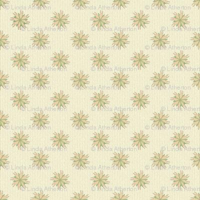 Armadillo Footprint Floral