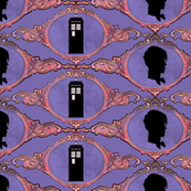 Dr Who Cameo Lavender
