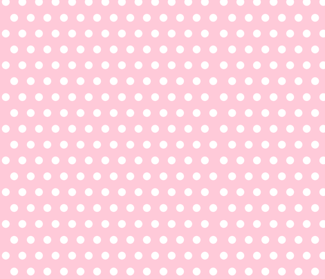 Polkadot Musk fabric by brownpaperpackages on Spoonflower - custom fabric