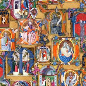 Medieval Illuminations