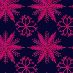 nordic_glitter cranberry rock