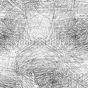 Crosshatch Background 2