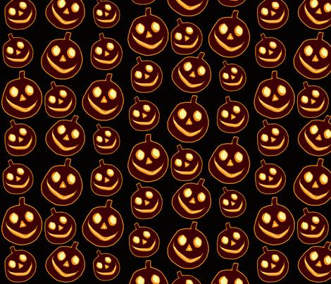 Happy Jacks fabric by arttreedesigns on Spoonflower - custom fabric