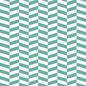 [herringbone: teal]