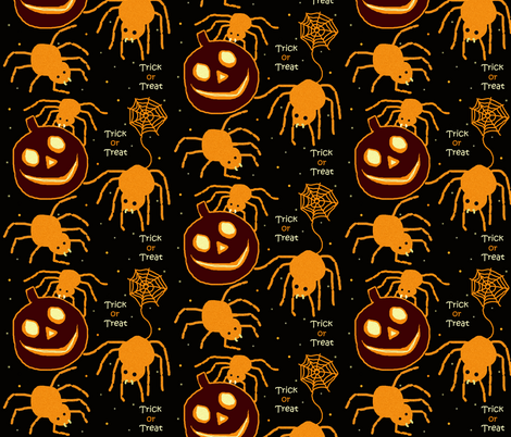 Jeepers Creepers fabric by arttreedesigns on Spoonflower - custom fabric
