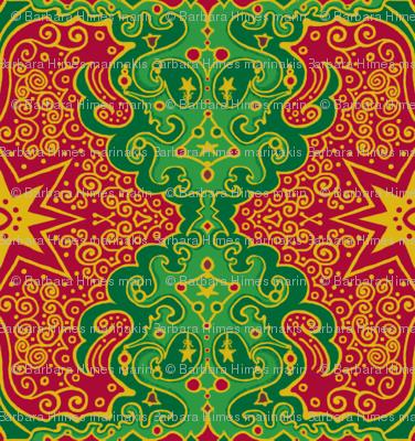 CircusWagonXmas_4_DKgreen