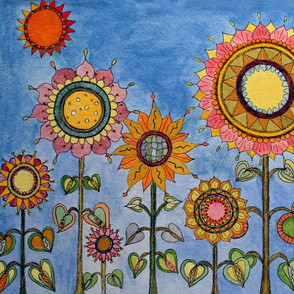 daisy_s_sunflower_garden_recomposedy