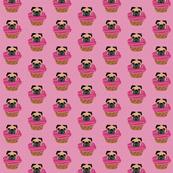 Fawn Pug Cakes