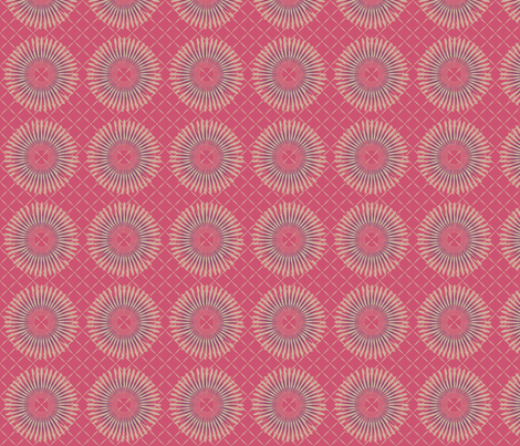 daisy_whee5 fabric by glimmericks on Spoonflower - custom fabric