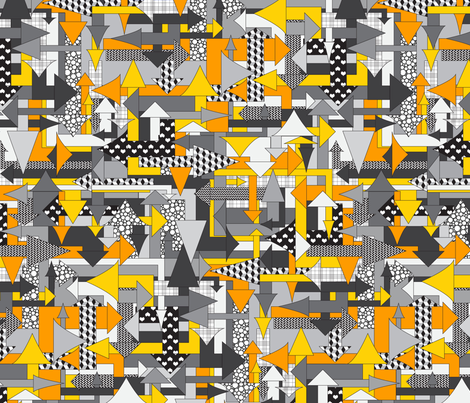 LOST fabric by mag-o on Spoonflower - custom fabric