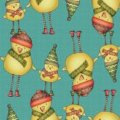 Rr001_xmas_two_chicks_fabric_v2_teal_shop_thumb