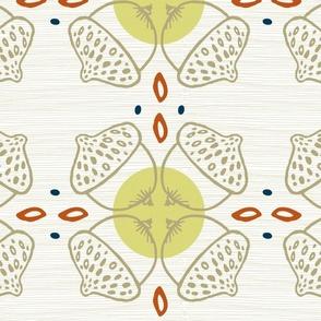 Acorns Graphic Repeat