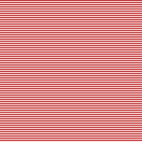 Christmas Candy Yo-Yo Stripe_C fabric by pd_frasure on Spoonflower - custom fabric