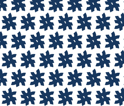 Puzzle_piece fabric by reganraff on Spoonflower - custom fabric
