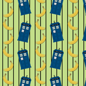 Bananas for Tardis