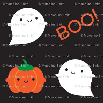 Boo! It's Halloween