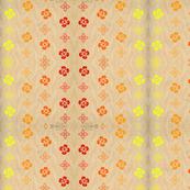 Floral gradient