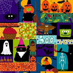 Creepy Crawly Halloween