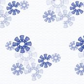 Snowflake Daleks - TardisBlue