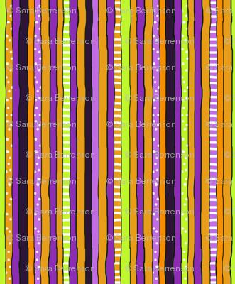Sweet Spider Stripes